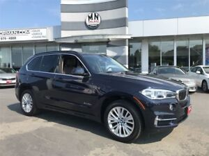 2015 BMW X5 xDrive35d DIESEL Fully Loaded Only 79, 000KM