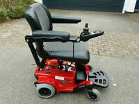 Pride Go Electric Wheelchair