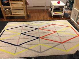 IKEA ps1 rug good condition