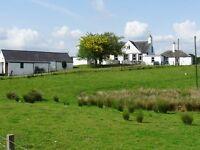 Idyllic Farm Steading in 40.5 Acres