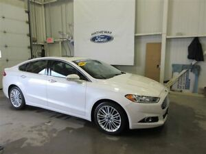 2016 Ford Fusion SE+ 4 WINTER TIRES