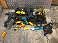 Power tools/batteries/chargers!!!