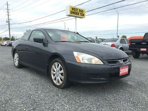 2006 Honda Accord Cpe EX-L V6 at