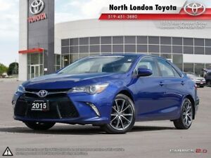 2015 Toyota Camry XSE #1 Most Affordable mid sized sedan for...