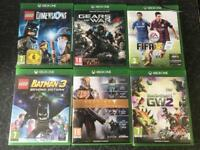Various Xbox one games sensible offers