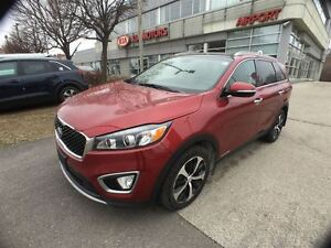 2017 Kia Sorento EX V6, 0%, PANORAMIC SUNROOF