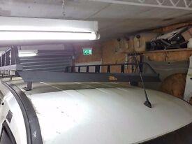 Vauxhall Combo LWB roof rack