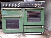 Lovely Rangemaster 110 double gas cooker £150 ono bargain!