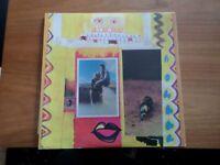 VINYL LP WINGS - 'WILD LIFE' 1971 UK 1st pressing on custom picture Apple Records label - PCS 7142