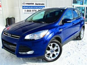 2014 Ford Escape TITANIUM AWD CUIR TOIT PANORAMIQUE