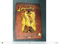 The Adventures of INDIANA JONES- The Complete Collection