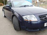 Audi TT Quattro 225 BHP 2003 £1950
