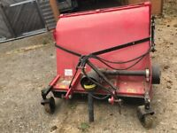 FLAIL MOWERS FOR COMPACT TRACTOR