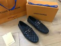 LV moccasin Shoes discounted