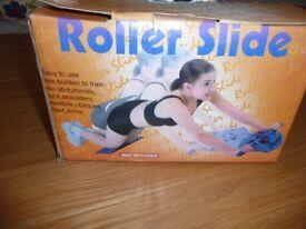 Exercise Roller Slide for muscle training