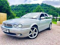 Jaguar X Type Sportwagon