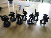 Selection of warhammers 40k