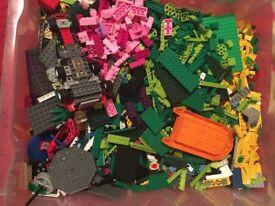 box full of lego