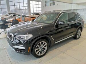 2019 BMW X3 PREMIUM Package, Garantie jusqu'en Sept. 2022, IMP