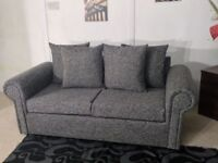 FABRIC/CRUSH VELVET LUXURY*GLP SOFA* 3+2/Corner sofa SEATER 14128