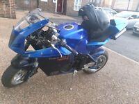 Midi motor 50cc customised