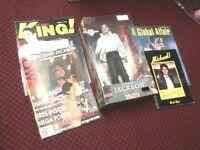 Michael Jackson items