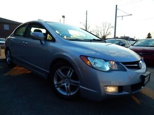 2007 Acura CSX TOURING | 5 SPEED | P.SUNROOF
