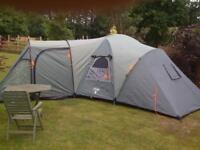 Vango Diablo 600 (6 person) Tent