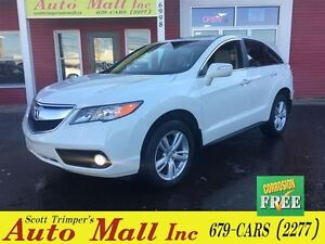 2013 Acura RDX Leather/Sunroof/Backup Cam