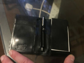 Montblanc Meisterstück Notebook SMALL WITH PEN
