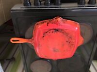 Le Creuset Cast Iron Griddle Pan