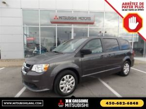 2016 Dodge Grand Caravan SXT A/C BLUETOOTH GR ELECTRIQUE