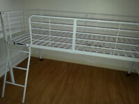 Argos Edie midsleeper single metal bed frame