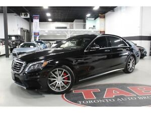 2015 Mercedes-Benz S-Class 63 AMG | NIGHT VISION | MB WARRANTY