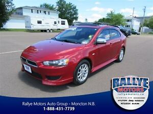 2011 Mitsubishi LANCER SPORTBACK WARRANTY!! Sunroof! Trade-In! S