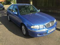 2003 ROVER 45 LOW MILES NEW MOT £495 O-N-O