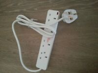 UK 4 or 6 WAY POWER BOARD to sale at £6 only