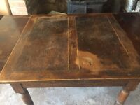 Extending table in need of restore