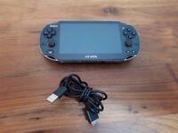 Playstation Vita not working