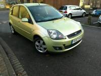 2007 FORD FIESTA 1.4 PETROL MANUAL VERY LOW MILEAGE QUICK SALE **ONLY £895**