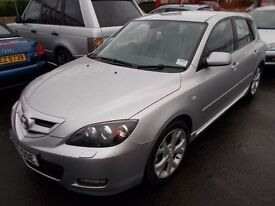 **MAZDA 3 SPORT**VERY GOOD CONDITION THROUGHOUT**FULL NEW MOT**SERVICED**GREAT TOP SPEC**ONLY £1895*