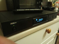 Denon DNP-720AE Hi-Fi network streamer