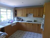 Kitchen Cabinets - Paula Rosa. Excellent condition (used)