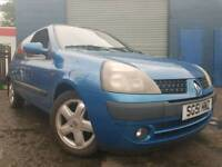 Renault Clio 1.2 Petrol, Only 130k On The Clock, Mot Until October 2018 With No Advisorys !