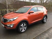2010 (60) Kia Sportage 2.0 CRDI First Edition 4X4 Automatic