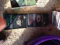 2* Sylvia day books