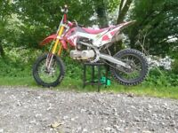 Crf110 WPB140 RACE (2016) (swaps) or cash