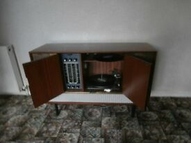 gramaphone record player
