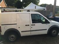 Ford transit connect 125k 03 plate 1.8