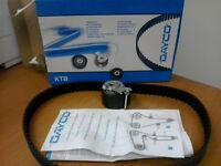 Dayco Timing Belt Kit to fit Clio 1.2 phase 2 & 3. Twingo 2 & I FL, Modus and Kango